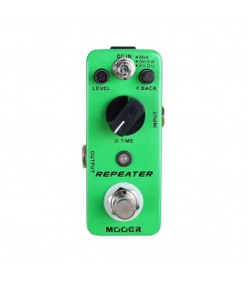 REPEATER PEDAL DELAY MOOER