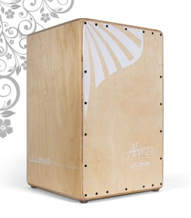 ALMA NATURAL CAJON FLAMENCO J. LEIVA