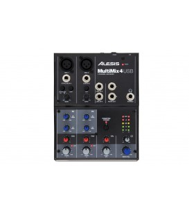 MULTIMIX-4-USB MESA ALESIS