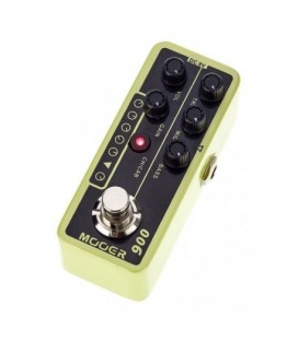 MOOER PREAMP BLUES DLX PREAMP006