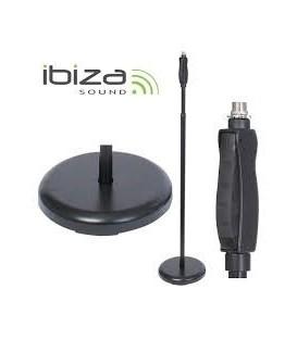 IBIZA SOPORTE MICRO RECTO SM008BK
