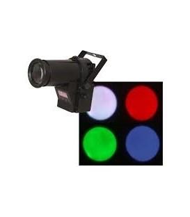 IBIZA FOCO LED RGB 10W LEDSPOT10W RGBW