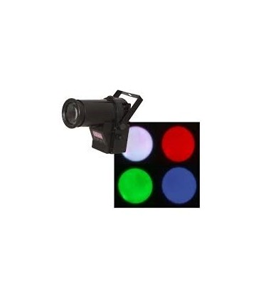 FOCO LED IBIZA LIGHT LED SPOT 10W RGBW