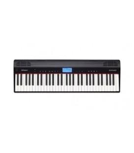 ROLAND TECLADO PIANO GO61P
