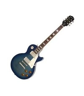 GUITARRA ELECTRICA LES PAUL PLUS TOP PRO AZUL EPIPHONE