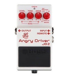 PEDAL ANGRY DRIVE JB-2 BOSS