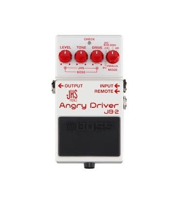 BOSS PEDAL ANGRY DRIVE JB-2