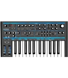 NOVATION SINTETIZADOR BASS STATION II