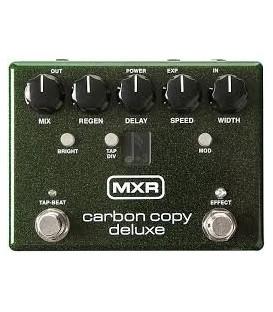 PEDAL DELAY CARBON COPY DELUXE M292 MXR
