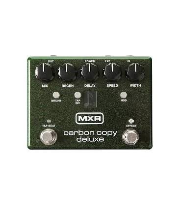 MXR PEDAL DELAY CARBON COPY DELUXE M292