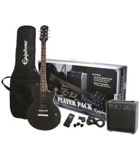 EPIPHONE LES PAUL PACK ELECTRICA EBORY