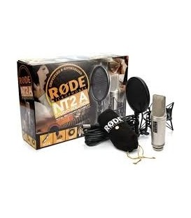 RODE MICROFONO STUDIO SOLUTION KIT NT2AK