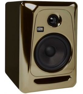 KRK MONITOR ESTUDIO RP5 G3 BLACK GOLD