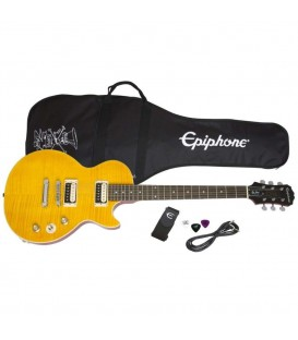 EPIPHONE PACK GUITARRA ELECTRICA SLASH AFD LP SPECIAL II