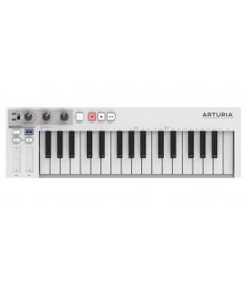 TECLADO CONTROLADOR Y SECUENCIADOR MIDI ARTURIA KEYSTEP