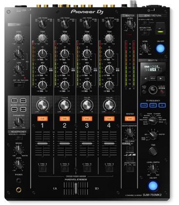 MESA DJ PIONEER DJM-750MK2