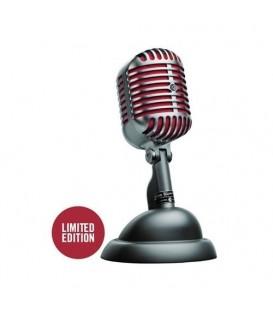 MICROFONO EDICION LIMITADA 75 ANIVERSARIO SHURE 5575LE