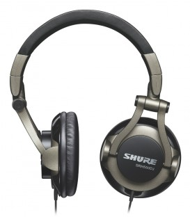 SHURE AURICULAR DJ SRH550DJ