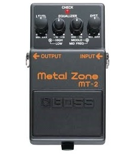 ROLAND PEDAL METALIZER MT-2