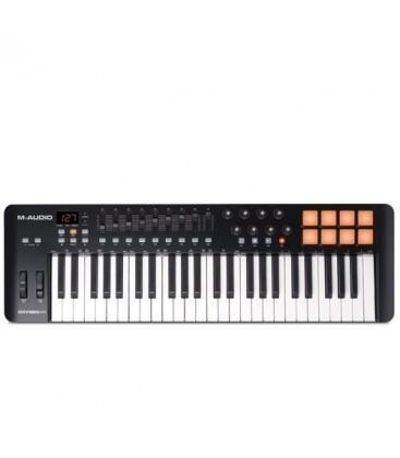 TECLADO MIDI OXYGEN-49 IV M-AUDIO