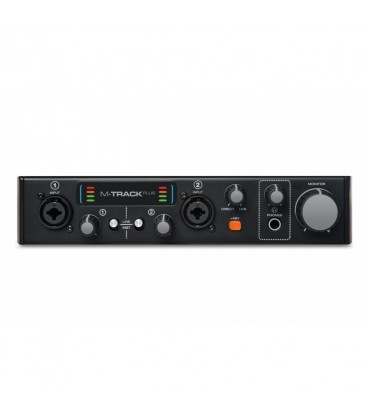 M-AUDIO INTERFACE AUDIO M-TRACK PLUS 2