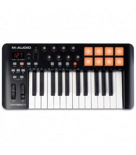 M-AUDIO TECLADO MIDI OXYGEN-25 IV