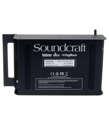 MESA DIGITAL SOUNDCRAFT UI2
