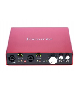 FOCUSRITE INTERFACE SCARLETT 6I6 2GEN