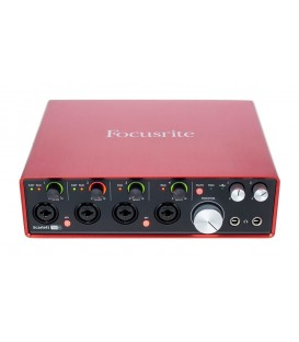 INTERFAZ DE AUDIO FOCUSRITE SCARLETT 18I8 2GEN