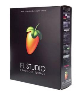 SOFTWARE FL STUDIO PRODUCER EDITION 20