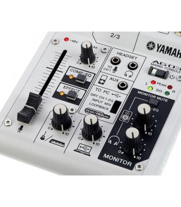 INTERFACE DE AUDIO YAMAHA AG03