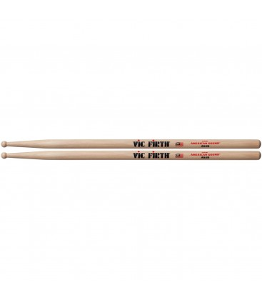 VIC-FIRTH BAQUETAS AMERICAN SOUNDS AS5B