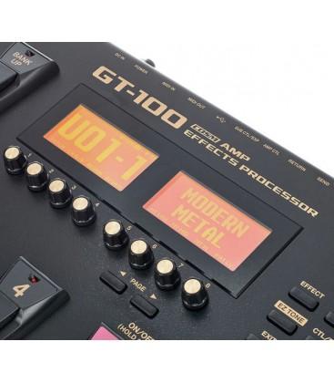 PEDALERA PARA GUITARRA BOSS GT-100