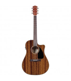 CD60CE ALL MAHOGANY GUITARRA ACUSTICA FENDER