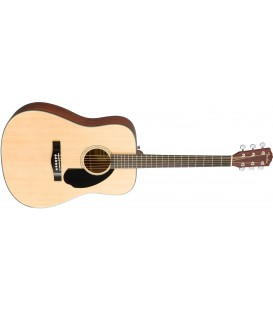 GUITARRA ACUSTICA FENDER CD-60S NAT