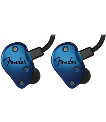 AURICULARES IN EAR FENDER FXA2 PRO IEM BLUE