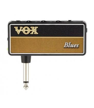 AMPLIFICADOR DE AURICULARES VOX AMPLUG 2 BLUES