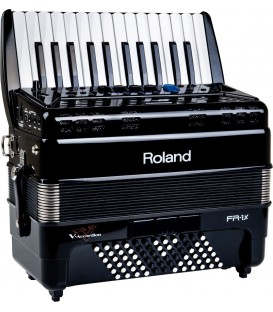 FR-1X BK ACORDEON VIRTUAL ROLAND