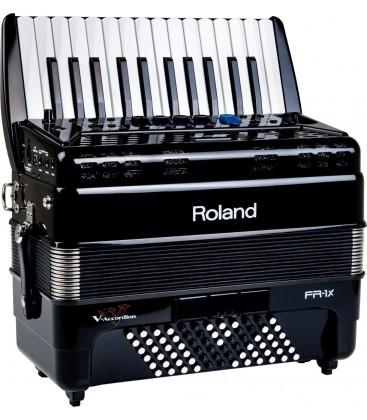 ACORDEON DIGITAL CON TECLAS ROLAND FR-1X BK