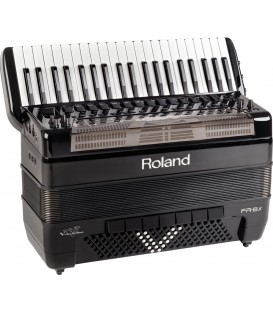 FR-8X-DALLAPE BK ACORDEON VIRTUAL ROLAND