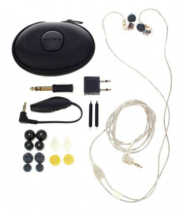 AURICULARES IN-EAR SHURE SE535CL