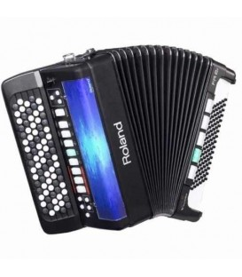 FR-3XB BK ACORDEON VIRTUAL ROLAND