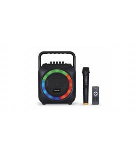 ALTAVOZ PORTATIL FONESTAR BOX-35LED