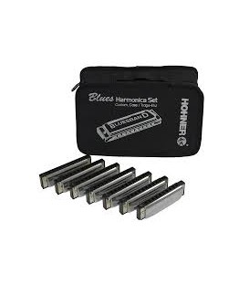 SET DE ARMONICAS HOHNER BLUES STARTER SET