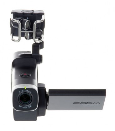 GRABADORA DE AUDIO Y VIDEO ZOOM Q8