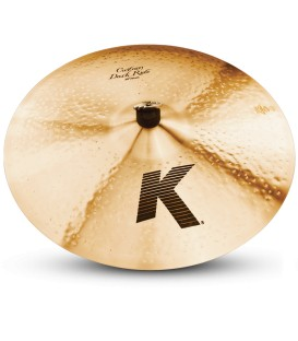 PLATO ZILDJIAN K CUSTOM DARK RIDE 20""