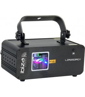 LASER IBIZA LIGHT LZR250-RGY