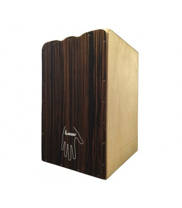 CAJON FLAMENCO CUSTOM LAMANO
