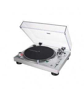 PLATO AUDIO-TECHNICA AT-LP120X-USB SILVER