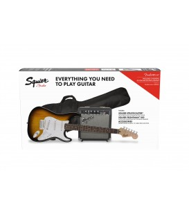 PACK DE GUITARRA ELECTRICA FENDER BSB